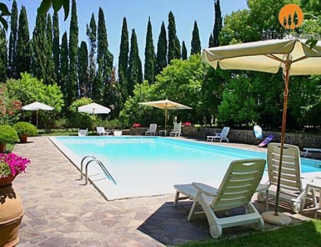<h3><a href='https://www.alba-toscana.eu/de/st/85/'>Landgut mit Pool in Gavorrano Maremma Toskana</a></h3><p> Dieses Landgut liegt in der Toskana, im Herzen der Maremma und nur 22 km vom Meer entfernt. Es ist der ideale Ort, um einen erholsamen, naturnahen Urlaub zu verbringen und gleichzeitig mit den<a href='https://www.alba-toscana.eu/de/st/85/'> ...weiter lesen</a></p>