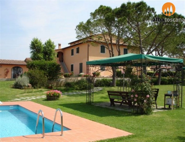 <h3><a href='https://www.alba-toscana.eu/st/97/'>Florence Wine Estate with pool in Cerreto Guidi in Tuscany</a></h3><p>