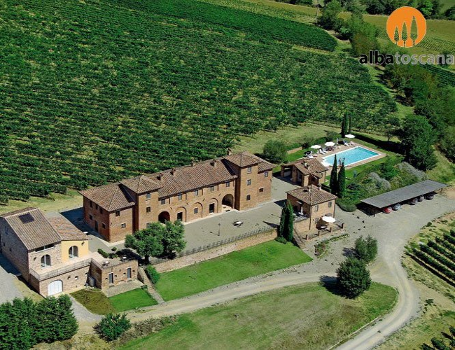 <h3><a href='http://www.alba-toscana.eu/st/71/'>Lovely Wine Estate in Montepulciano Siena Tuscany</a></h3><p>