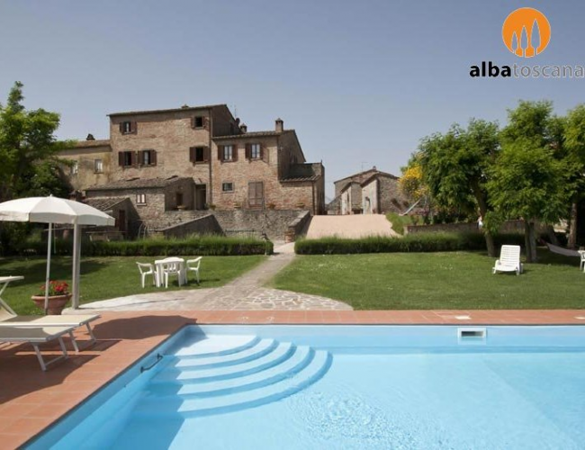 <h3><a href='http://www.alba-toscana.eu/st/79/'>Lovely farmhouse in Tuscany with view on Cortona Arezzo Italy</a></h3><p>