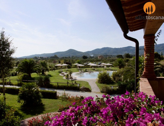 <h3><a href='https://www.alba-toscana.eu/st/159/'>Tuscan Country Resort with restaurant 15 km from the sea</a></h3><p>