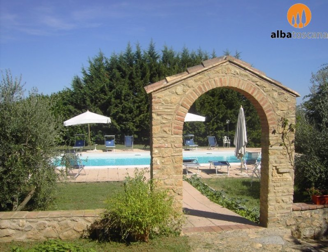 <h3><a href='http://www.alba-toscana.eu/st/52/'>Cosy farmhouse with swimming pool in Volterra Pisa Tuscany</a></h3><p>